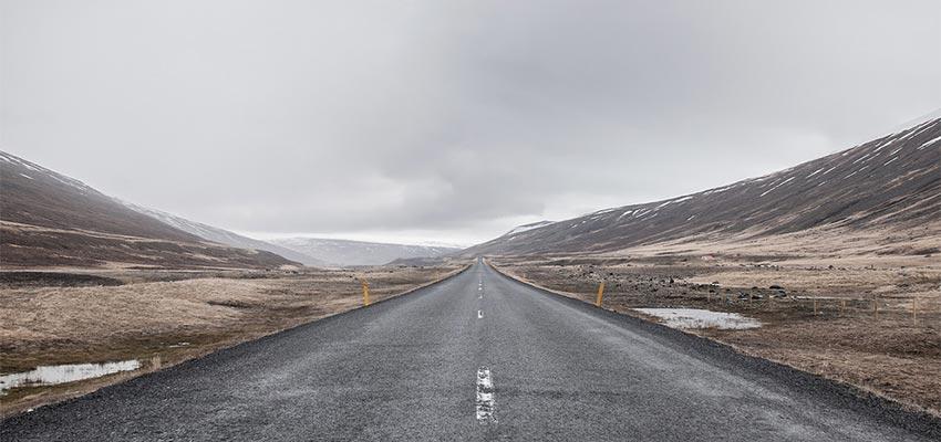gray-road